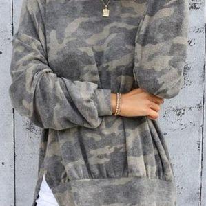 Camouflage WOMEN'S Sweatshirt